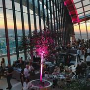 Networking Event at Sky Garden - London, September 2019