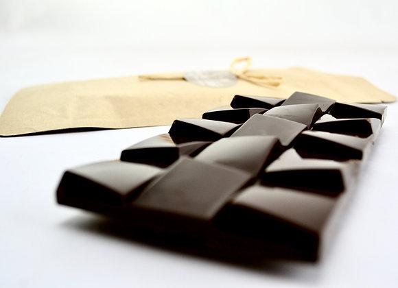 Tablette mendiant chocolat noir