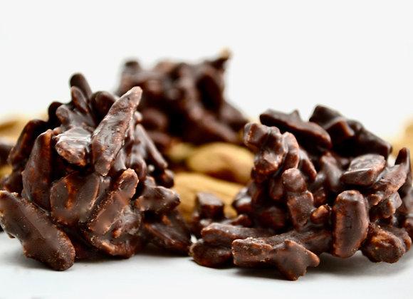 Rochers de la Tour au chocolat noir