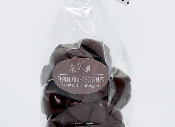 Lapin à la guimauve/ Chocolat noir