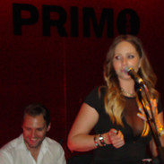 Concert at Primo Bar Park Plaza Hotel - London, August 2014
