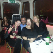 Valentine's Day Boat Party - London, February 2014