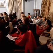 Gala Recital to celebrate National Day of Romania at Romanian Cultural Institute - London, December 2019
