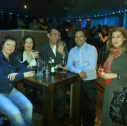 Networking Event at Yager Bar - London, September 2015