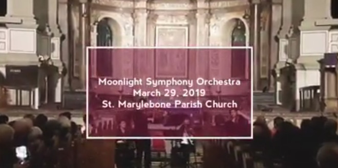 Moonlight Symphony Orcehstra Concert 2019