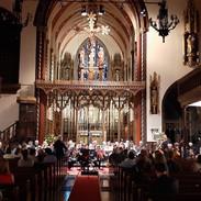iMaestri Orchestra Concert at St. Pauls Church - London, September 2019