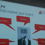 Seminar on Personal Branding at FAST University - Karachi, March 2013