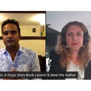 Virtual Book Launch - London, July 2020