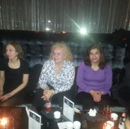 Networking Event at Primo Bar Park Plaza Hotel - London, April 2014