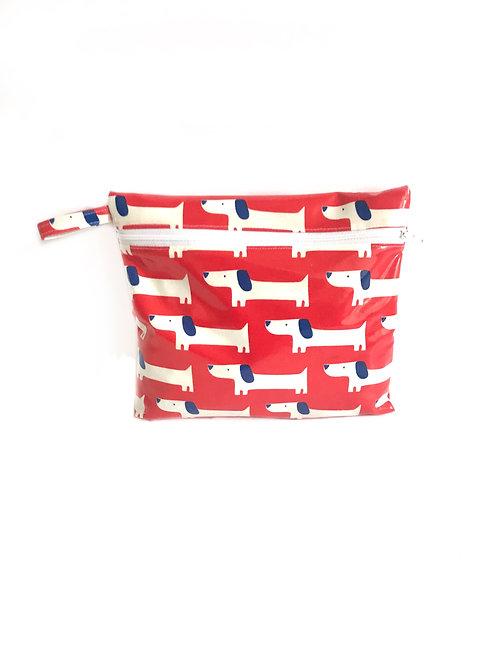 Gertie Red Rover Wet Bag