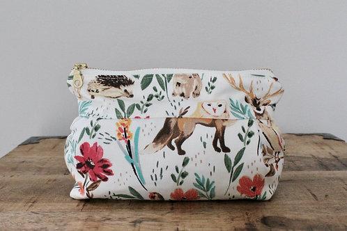 Forest Dolly Make-Up Bag
