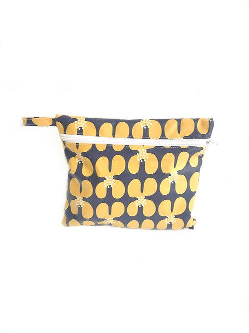 Gertie Golden Poppy Wet Bag