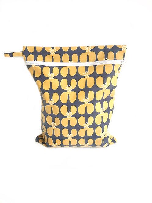 Gertrude Golden Poppy Wet Bag