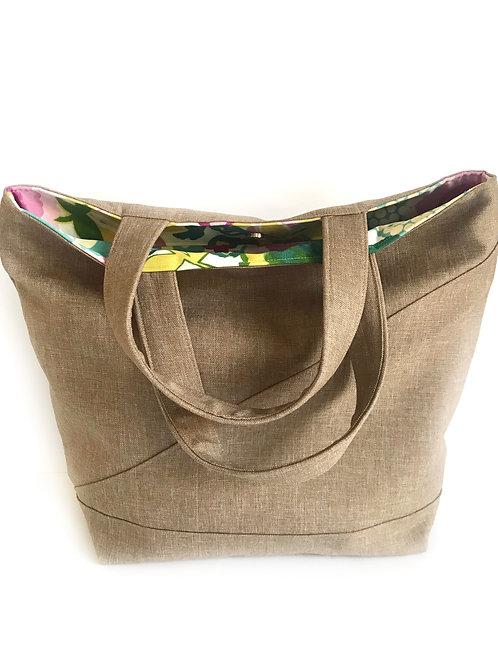 Chai Frances Tote Bag