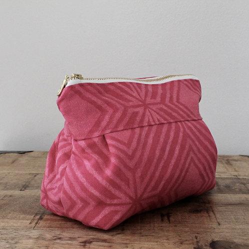 Geometric Dolly Make-Up Bag
