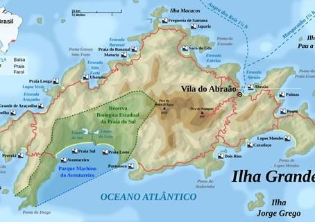 História de uma carta - A carta do Lazareto da Ilha Grande | Klerman Lopes