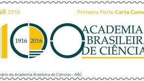 Centenário da Academia Brasileira de Ciências