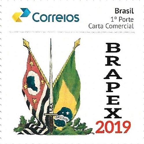 Selo Personalizado BRAPEX 2019
