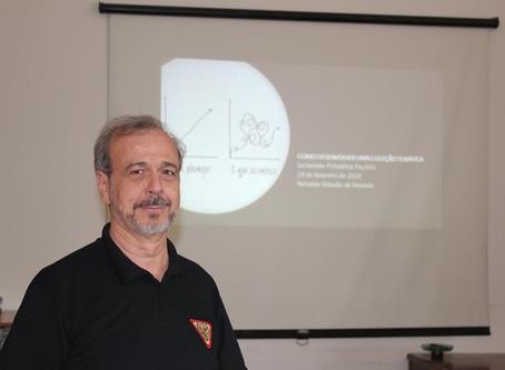 Palestra | Como Desenvolver uma Coleção Temática - Reinaldo E. de Macedo
