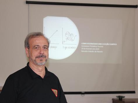 Palestra   Como Desenvolver uma Coleção Temática - Reinaldo E. de Macedo