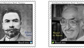 Série Relações Diplomáticas - Brasil/Nicaragua