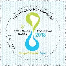 Nova emissão dos Correios: 8º Fórum Mundial da Água