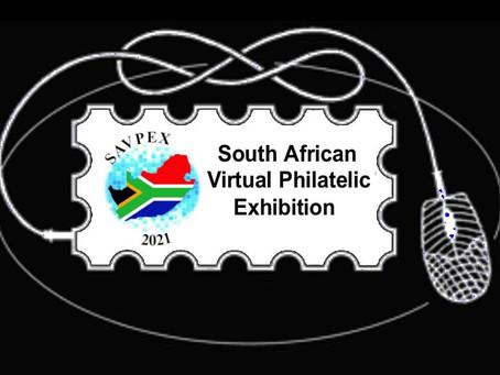 Savpex 2021 - Exposição Virtual da Africa do Sul