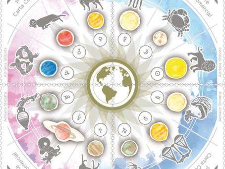 Lançamento | Signos do Zodíaco – Mandala