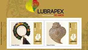 Nova emissão dos Correios - Lubrapex 2016