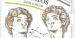 Lançamento: Signos do Zodíaco - Gêmeos