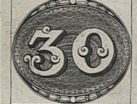 Colecionando Seriamente - Os Olhos de Boi 1843