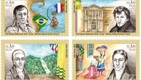 Série Relações Diplomáticas - Brasil/França