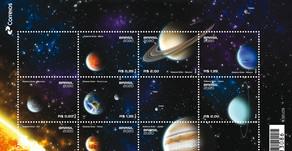 Lançamento  Sistema Solar