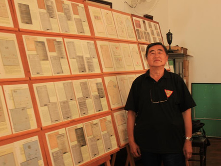 Palestra: Coleções de 1 Quadro - William Chen