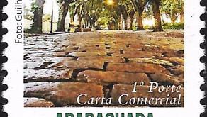 Emissão: 200 Anos da cidade de Araraquara
