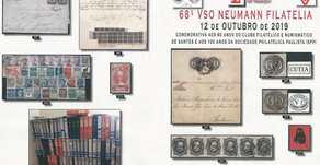 "68ª Venda Sob Ofertas da ""Neumann Filatelia"""
