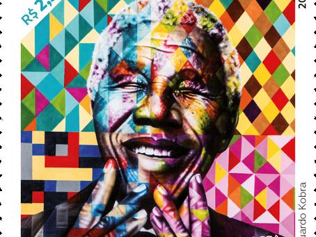 Emissão Postal Comemorativa – Centenário do Nascimento de Nelson Mandela