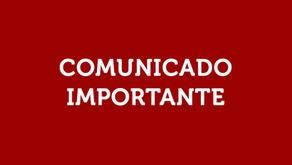 Prorrogada a suspensão de  atividades da SPP - COVID-19