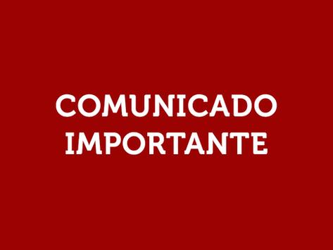 COVID-19   Comunicado SPP
