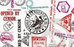 SPP Conecta | Show and Tell - Recortes de Censura Postal no Brasil e Exterior