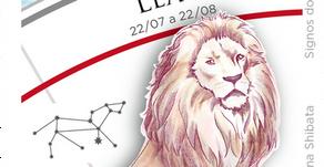 Lançamento | Signos do Zodíaco Leão