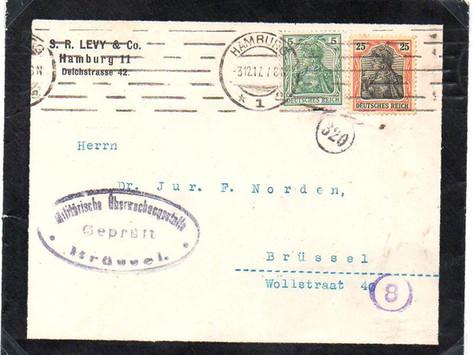 Palestra: Selos e Envelopes de Luto em Filatelia   Dr. Roberto Aniche