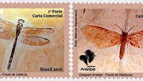 Nova emissão dos Correios - GeoPark Araripe