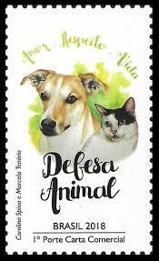Nova emissão dos Correios: Defesa Animal