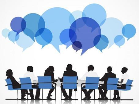 Reunião Mensal no CTC