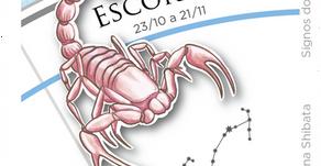 Lançamento | Signos do Zodíaco - Escorpião