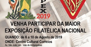 BRAPEX 2019 - Relação de Expositores