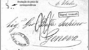 O Serviço da Compagnia Transatlantica no Brasil, Dezembro de 1856 a outubro de 1857 | Klerman Lopes