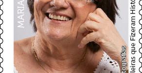Lançamento: Mulheres Brasileiras que Fizeram História | Maria da Penha