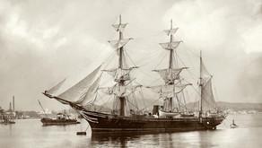 Império do Brasil - Aspectos do Correio Marítimo Brasil – Portugal | Klerman Lopes